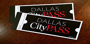 Dallas CityPASS - Adult Double
